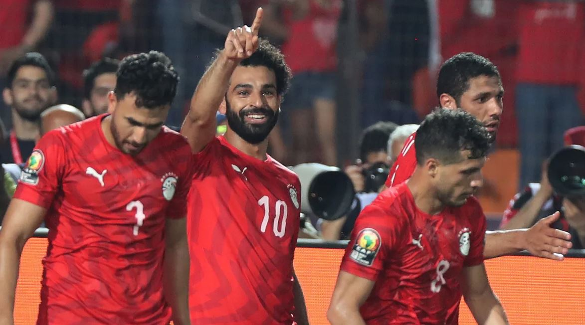 Mohamed Salah Gives Egypt a 2-0 Lead Over DR Congo