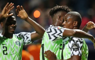 Ighalo helps Super Eagles soar past Burundi