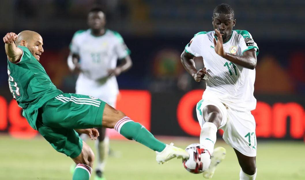 Senegal vs Algeria 0-1 Full Highlights And All Goals, Les Fennecs prey on Teranga Lions to reach next round