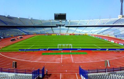 Ismailia Stadium Egypt