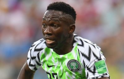 Kenneth Omeruo header seals qualification