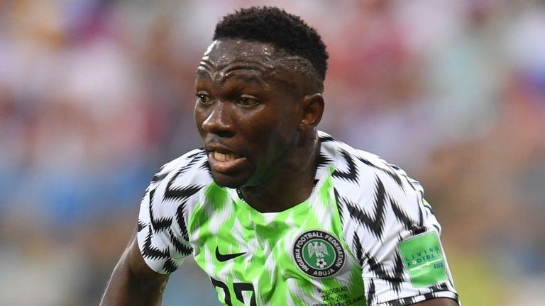 Kenneth Omeruo header seals qualification