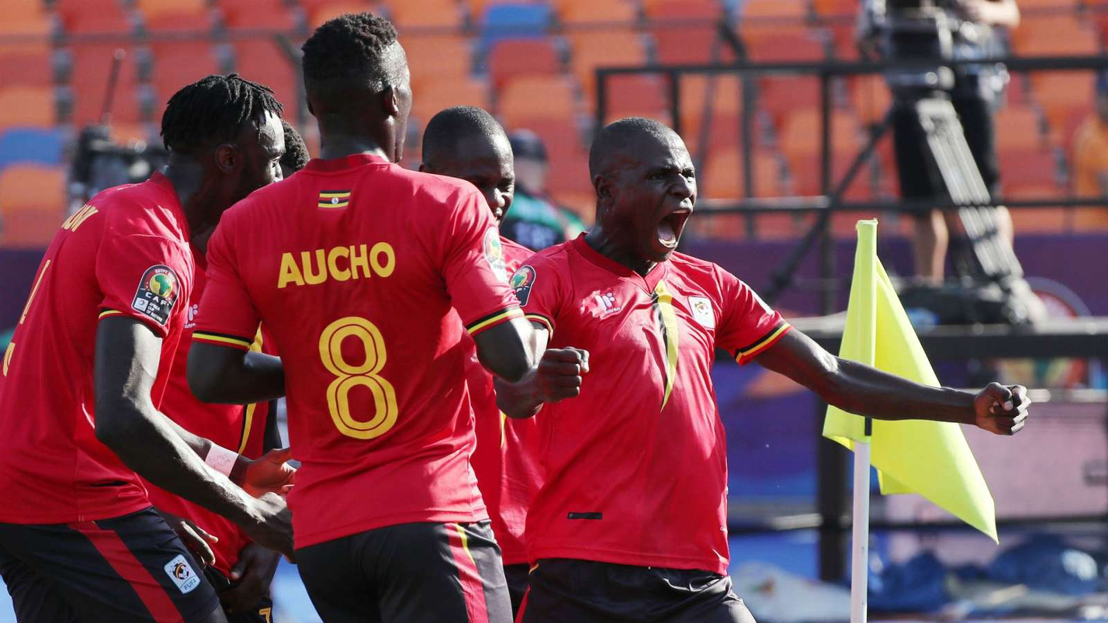 DR Congo vs Uganda [0:2]: Uganda top Group A after beating DR Congo