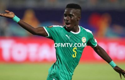 Idrissa Gueye scored in the 69th minute to hand Senegal a 1-0 win over Benin
