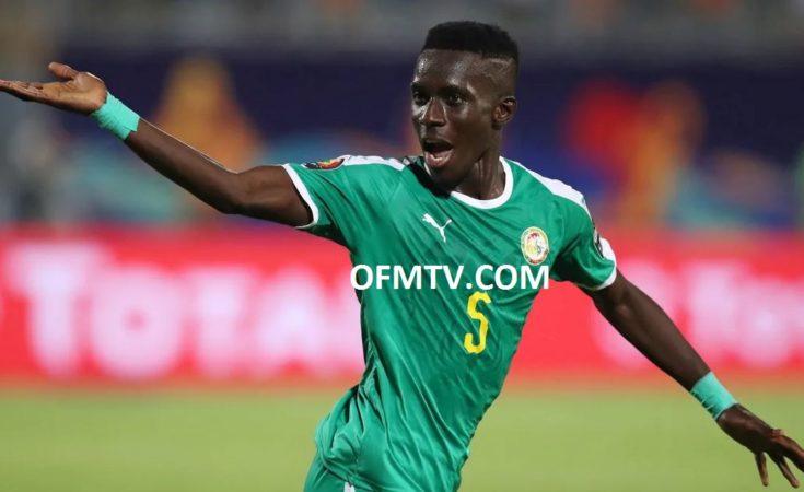Idrissa Gueye scored in the 69th minute to hand Senegal a 1-0 win over Benin