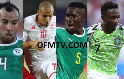 African Cup of Nations 2019 Semi-finals Matches; Senegal vs Tunisia and Algeria vs Nigeria