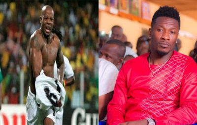 Asamoah Gyan gutted by tragic death of Junior Agogo