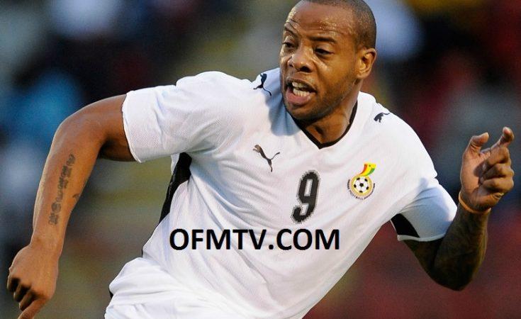 Ex-Ghana striker Junior Agogo is reported dead
