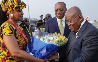 President Nana Addo Akufo-Addo, Addressing Ghanaian residents in Angola