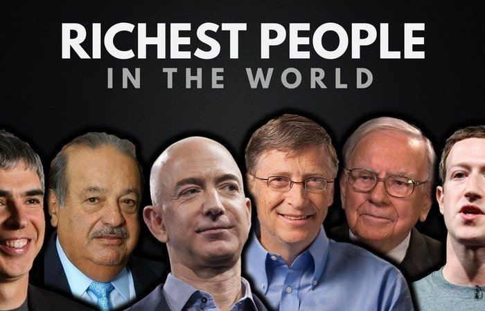 25 Richest People in the World 2019