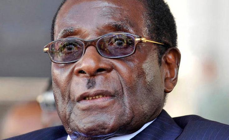 Robert Mugabe, Zimbabwe ex-president, dies aged 95 - BBC News