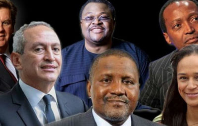 Top 20 Africa's Billionaires List 2019 By Forbes