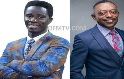 Evangelist Akwasi Awuah And Apostle Dr Isaac Owusu Bempah