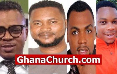 Arch Prophet Igwe Opoku Benjamin Agyemang vs Nana Hoahi