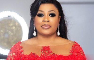 Nigerian Gospel singer, Sinach welcomes 1st child
