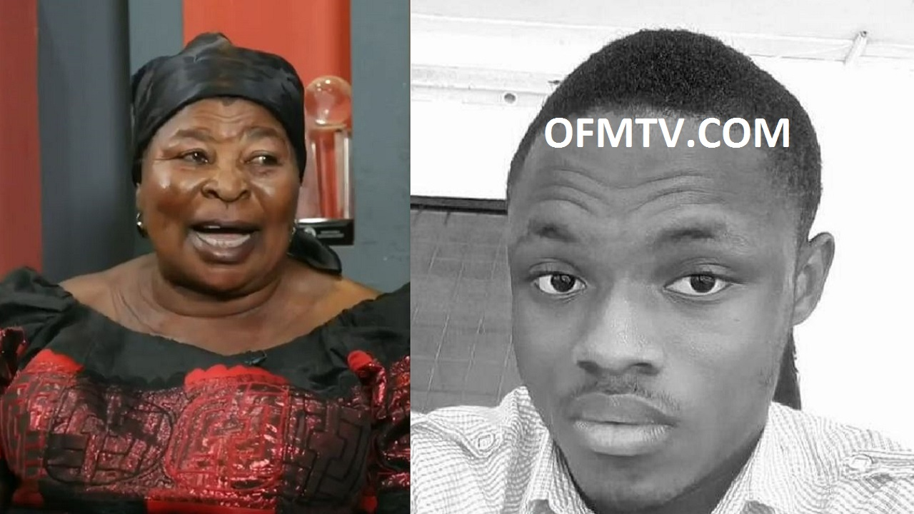 Madam Akua Donkor - Leader Of Ghana Freedom Party & Emmanuel Abankwah Kesse (aka Olumanba)