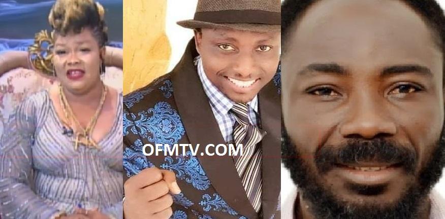 Nana OKomfour Agradaa, Rev Ebenezer Opambour Adarkwa Yiadom Prophet 1 and Actor Big Akwes