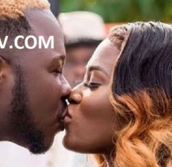 Rapper Medikal and Fella Makafui's Traditionally Marriage