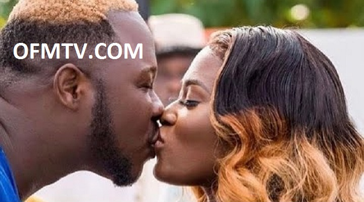 Rapper Medikal and Fella Makafui's Traditionally Marriage