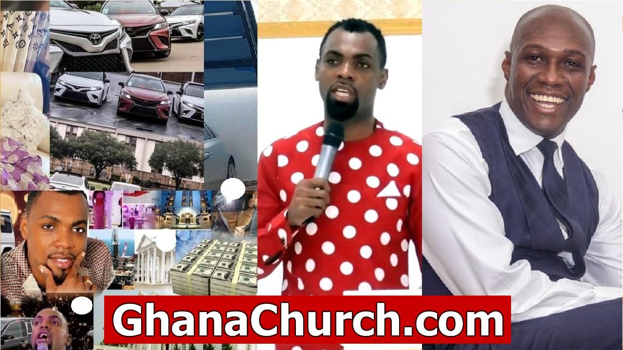 Rev Obofour Responded To Prophet Kofi Oduro