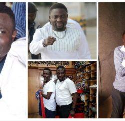 """Brother Sammy Releases Tribute Song """"Paapa"""" For Prophet Seth Frimpong"""
