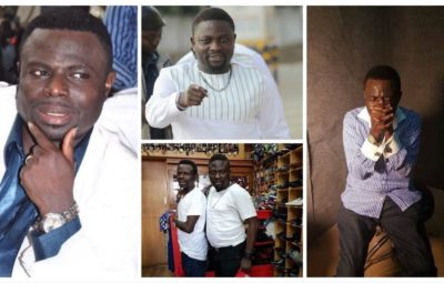 "Brother Sammy Releases Tribute Song ""Paapa"" For Prophet Seth Frimpong"