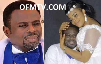 The Late Prophet Seth Kofi Frimpong And His Wife