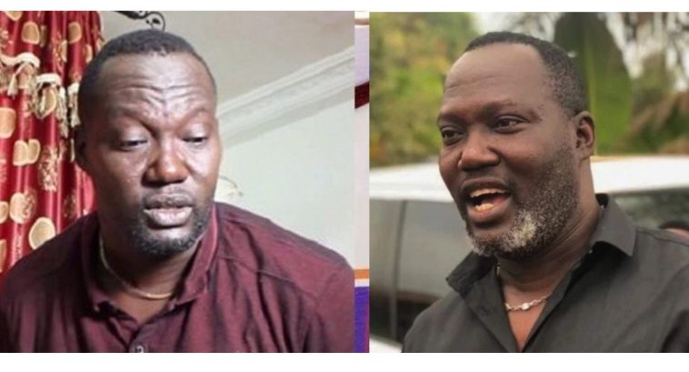 Popular Kumawood Actor, Bishop Bernard Nyarko reported dead