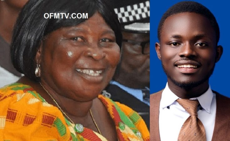 Madam Akua Donkor's Olumanba Akwasi Kesse slaps NDC