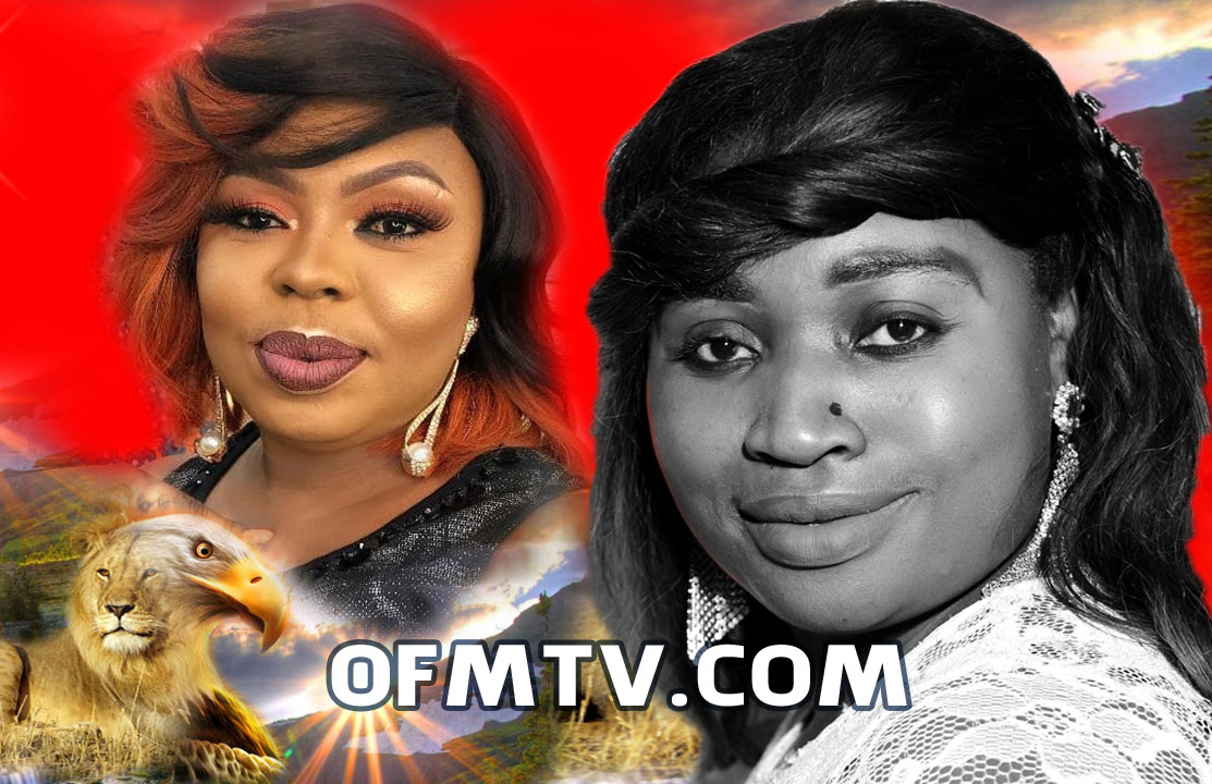 Queen Afia Schwarzenegger And Ace Ghanaian gospel singer QueenLet