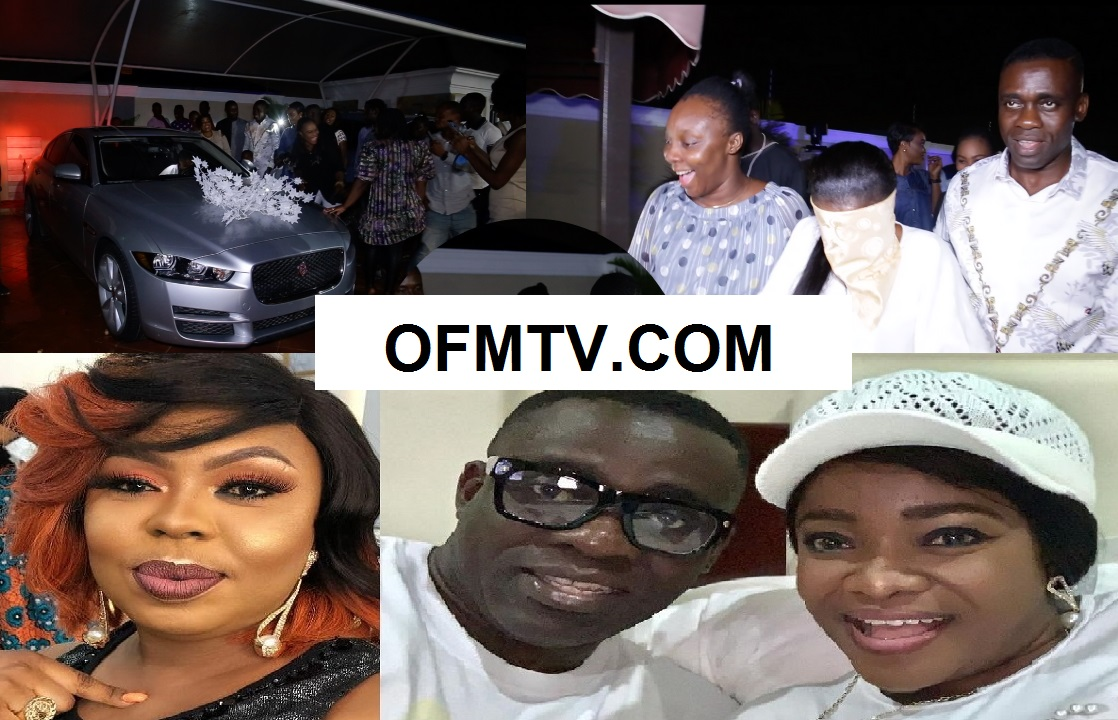 Queen Afia Schwarzenegger, Minister Ohemaa Mercy And Mr Isaac Twum-Ampofo