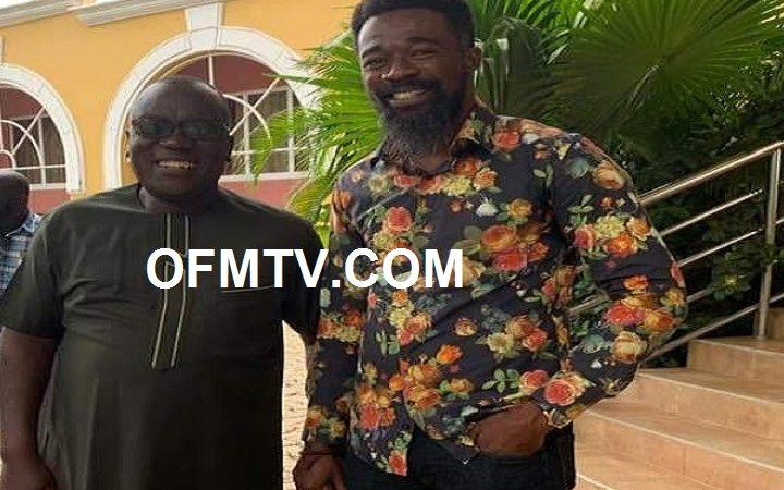 NPP's Kwadwo Owusu Afriyie aka Sir John and Eagle Prophet