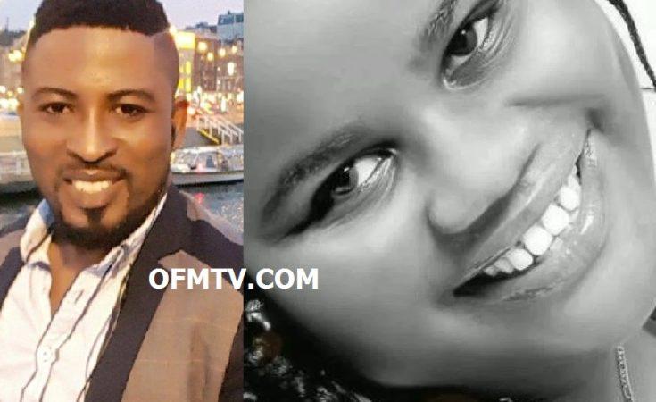 Osikani Dapaah and Nhyira Betty