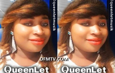 Ghanaian Gospel Artiste QueenLet