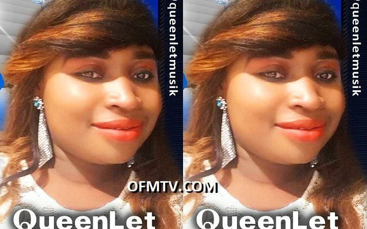 Ghanaian Gospel Artiste QueenLet