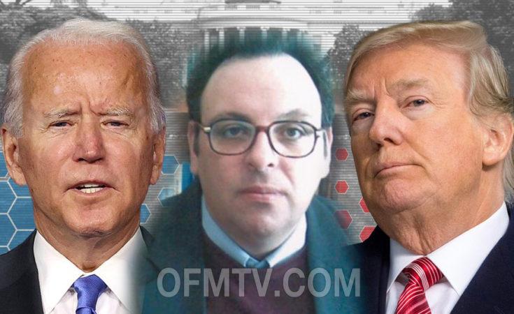 Joe Biden(L), Karderinis Isidoros(M) And Donald Trump(R)