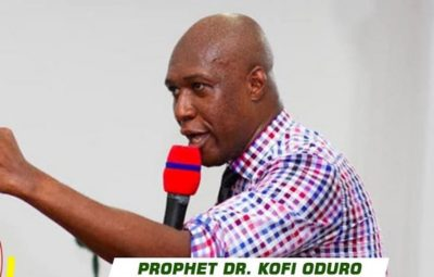 Prophet Dr Kofi Oduro